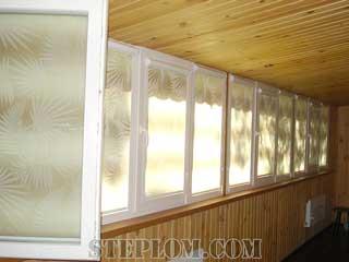 Заказать пластиковые балконы Сумы