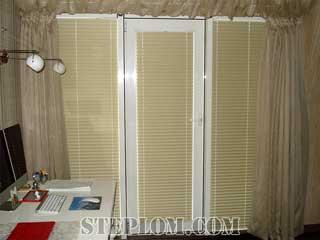 Заказать балконный блок с расширением в Сумах