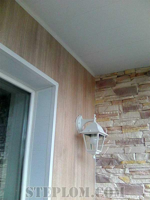Заказать внутреннюю отделку балкона в Сумах